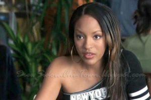 """Drew Sidora era """"Shaunice"""", la cizañera amiga de Gina. Foto:Wayans Bros. Production. Imagen Por:"""