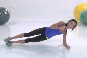 Amanda Russell es una instructora de fitness canadiense. Foto:Vía instagram.com/amandarussellfss. Imagen Por: