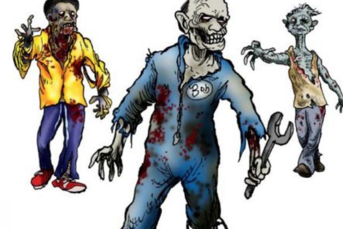 """""""Apocalipsis zombie"""" para que sus hijos lo adoren. Foto:vía Amazon. Imagen Por:"""