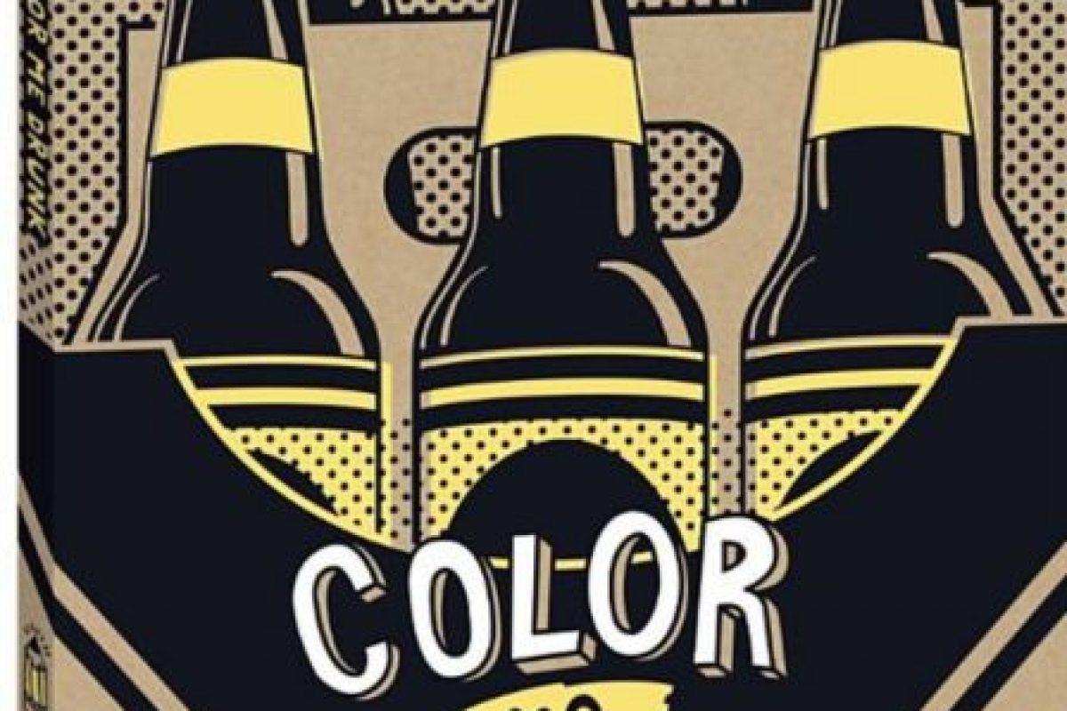 """""""Coloréame borracho"""". En seguida. Foto:vía Amazon. Imagen Por:"""