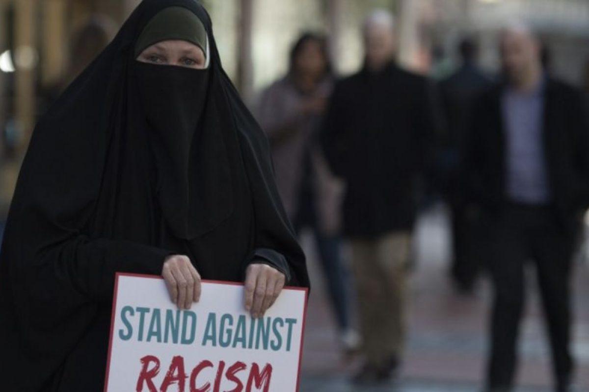 """Cada vez será peor, porque somos tontos. No podemos permitir que estas personas , entren a Estados Unidos"". Foto:vía Getty Images. Imagen Por:"
