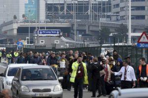 Esto debido a tres explosiones. Foto:vía Getty Images. Imagen Por: