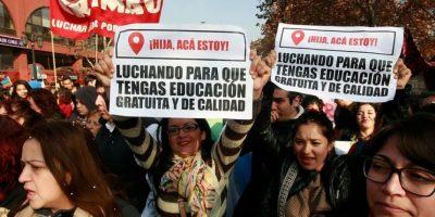 Confech fija para el 21 de abril una marcha nacional por la Educación