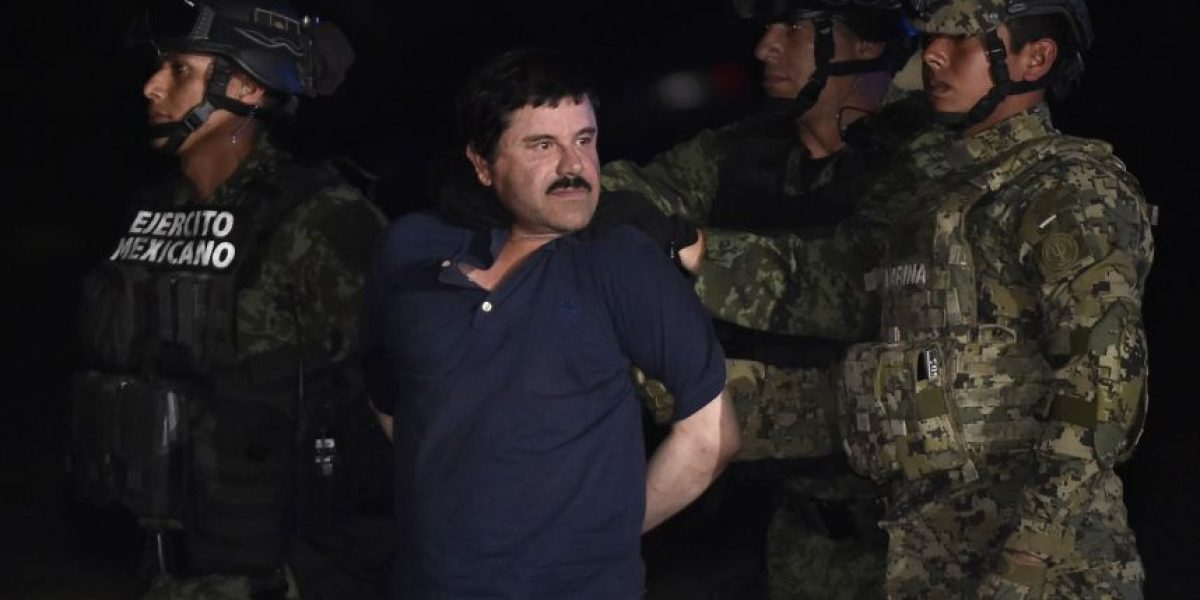"""Libro sobre """"El Chapo"""" lo describe como seductor, muy calculador y osado"""