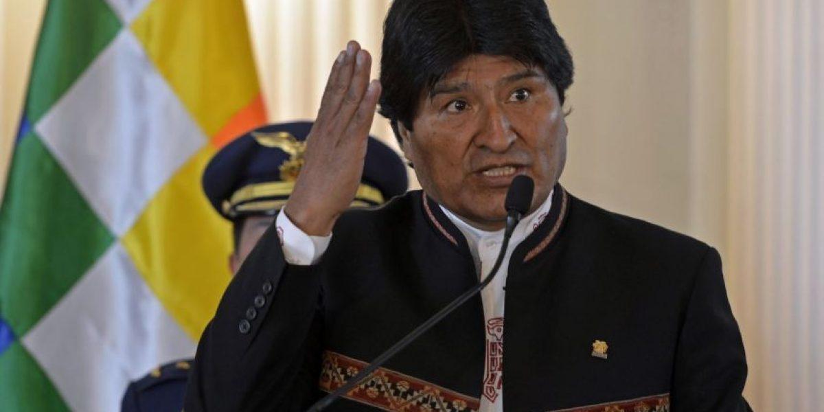 Evo Morales integrará a los