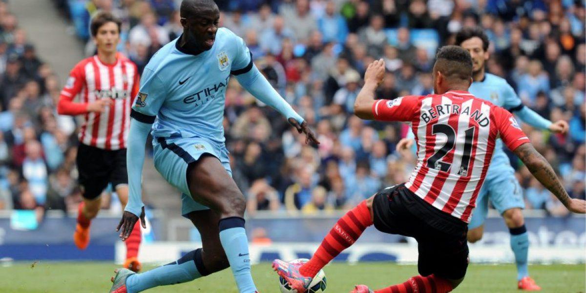 Yaya Touré deja el City y se reencontraría con Mancini en el Inter de Milán