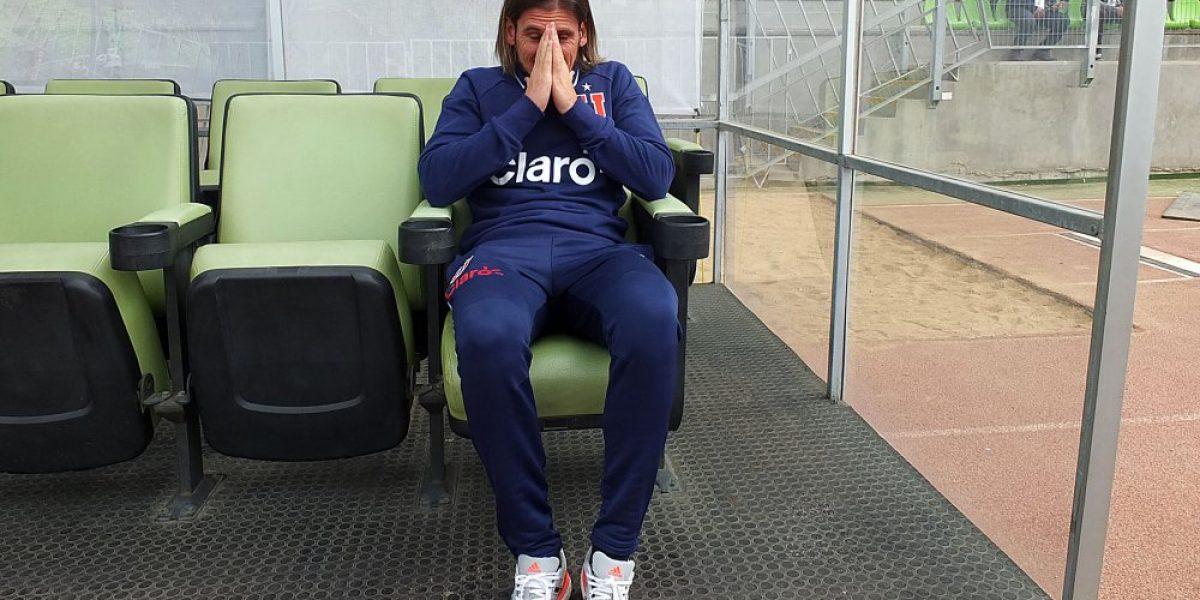 Encuesta: ¿Debe seguir Sebastián Beccacece como técnico de la U?