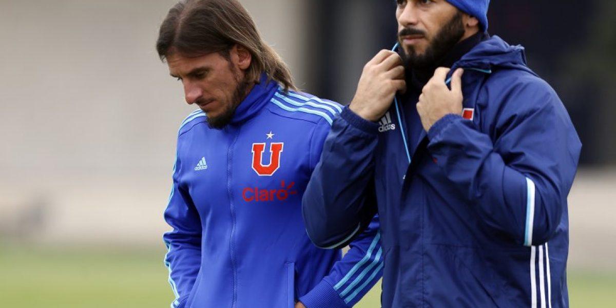 Recados para todos: Herrera y sus dardos para la UC, Colo Colo y Wanderers