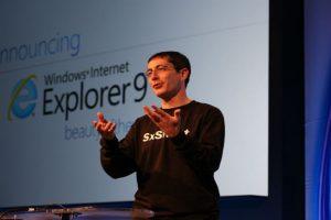Recientemente Windows presentó Explorer EDGE. Foto:Getty Images. Imagen Por: