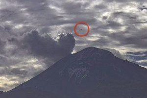 Otro Objeto Volador No identificado, esta vez en México. Foto:Imagen de internet. Imagen Por: