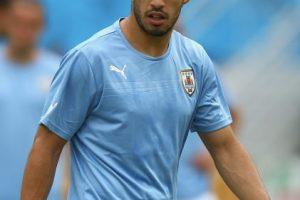 """2. Luis Suárez también fue """"víctima"""" de Jara Foto:Getty Images. Imagen Por:"""