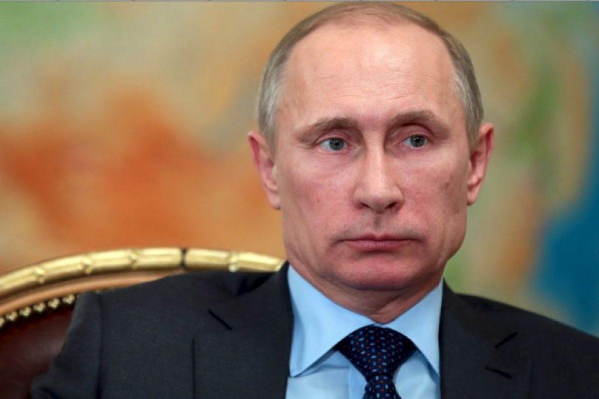 Destaca Vladimir Putin, cuyos asociados movieron hasta 2 mil millones de dólares a través de bancos y sociedades ocultas. Foto:vía Getty Images. Imagen Por: