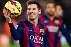 También aparece Lionel Messi, junto con su padre, como dueño de una sociedad pantalla. Foto:vía Getty Images. Imagen Por: