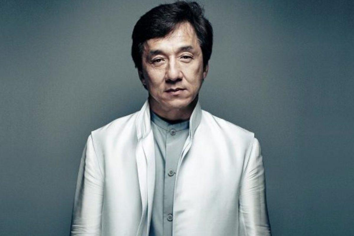 Hay seis sociedades de papel que son propiedad de Jackie Chan. Foto:vía Getty Images. Imagen Por: