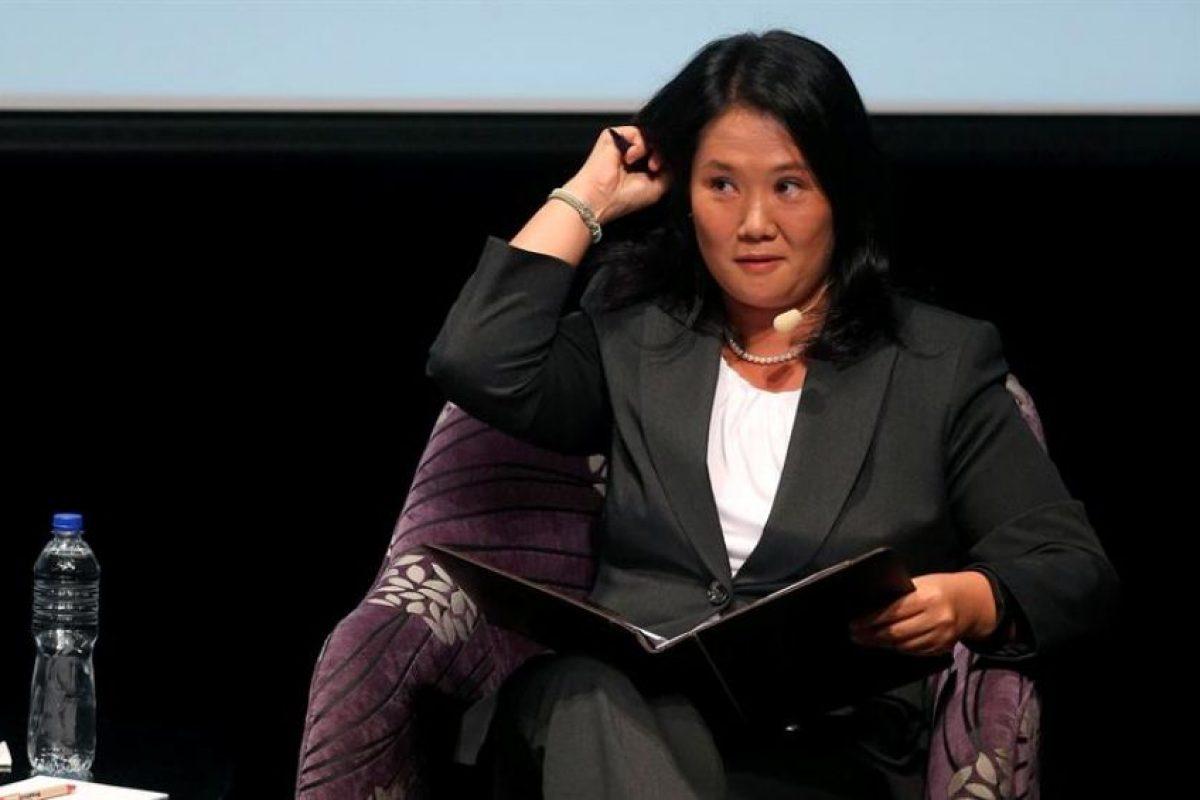 Keiko Fujimori Foto:Efe. Imagen Por: