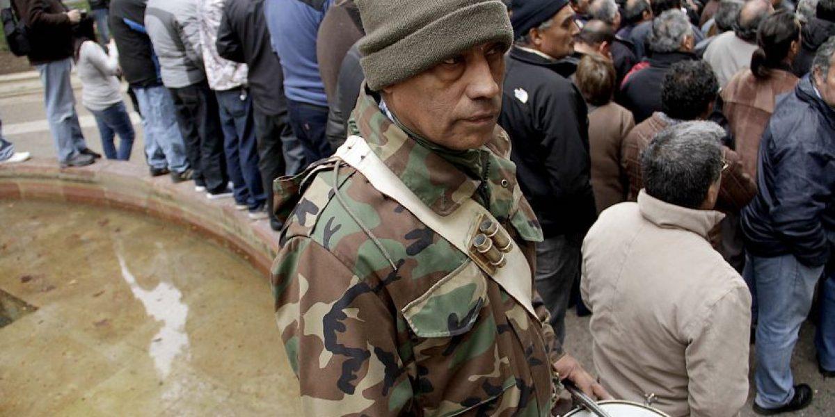 Diputados solicitan reparación a ex conscriptos que sirvieron en dictadura