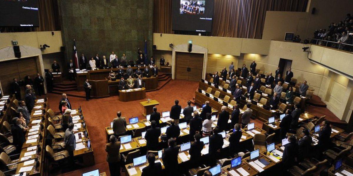 Diputados declaran admisible proyecto que busca anular