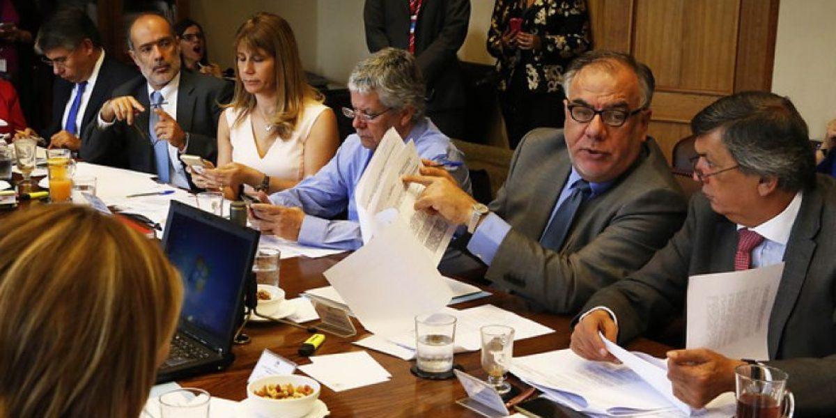 Comisión Mixta despacha reforma laboral y oposición reitera que irá al Tribunal Constitucional