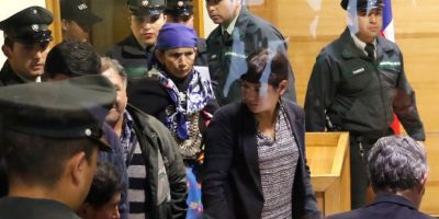 Presentan recursos de amparo en favor de detenidos en caso Luchsinger-Mackay
