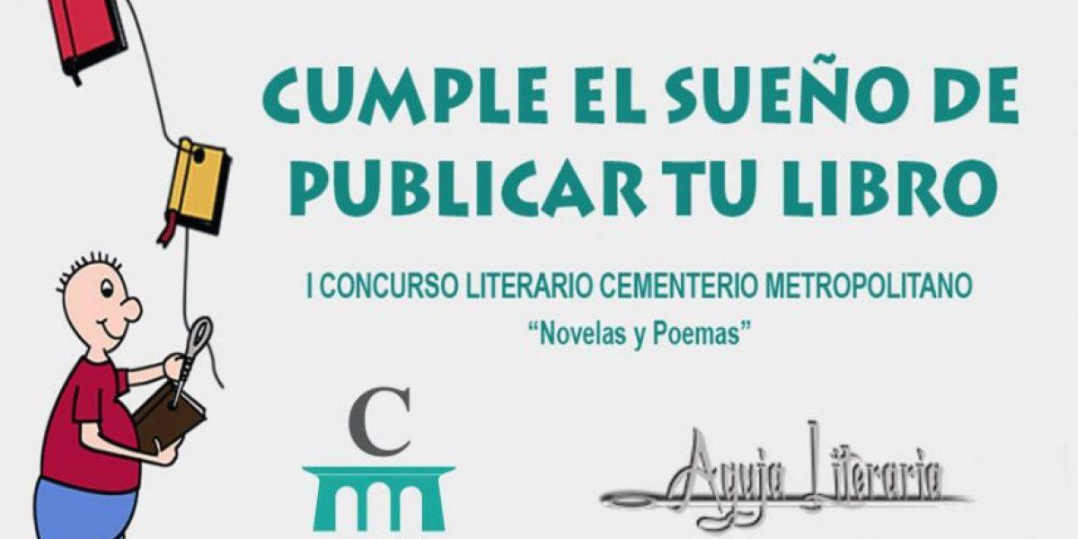 Cementerio Metropolitano realiza su primer concurso de novelas y poemas