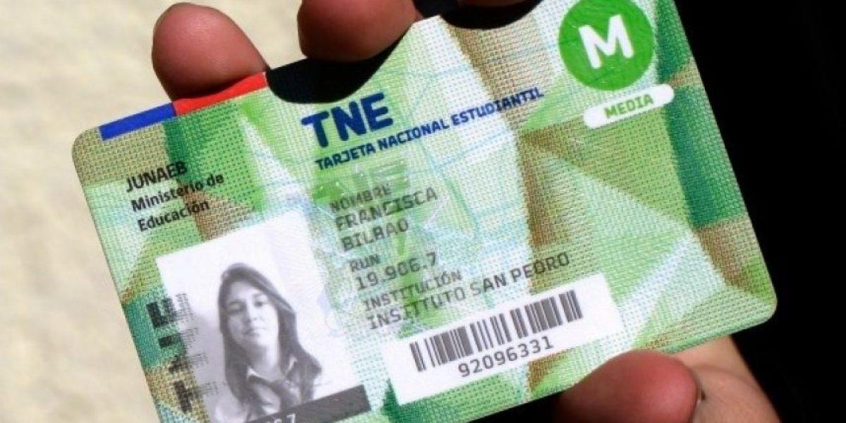 Junaeb entregará las TNE durante la primera quincena de abril