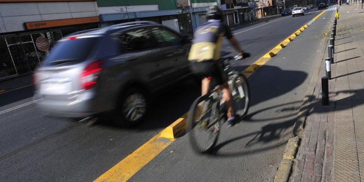 Una vez más la bicicleta comprueba que es el medio más eficiente en la ciudad