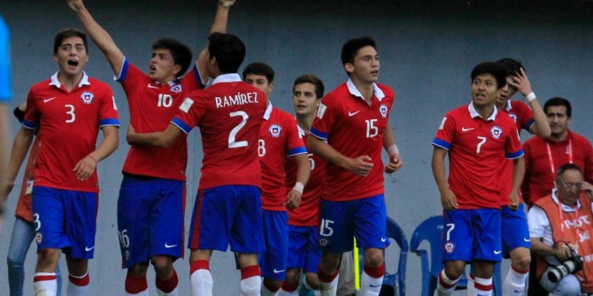 Chile fue confirmado como sede del Sudamericano Sub 17 de 2017