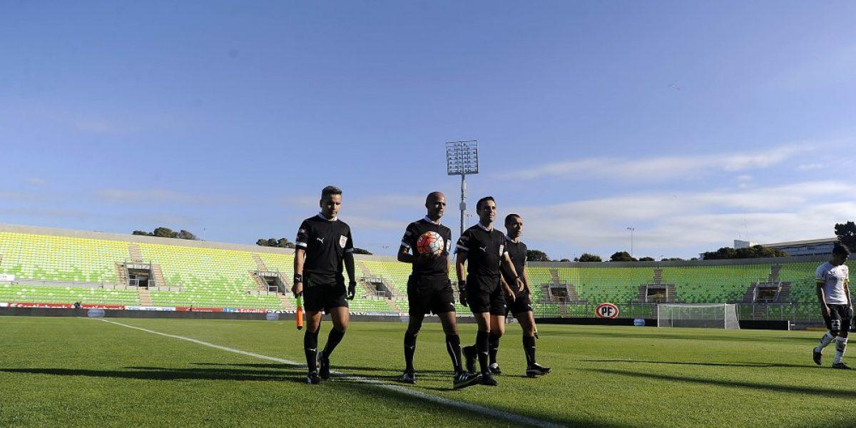 Candidatos al título ya tienen árbitros para la 12ª fecha del Clausura