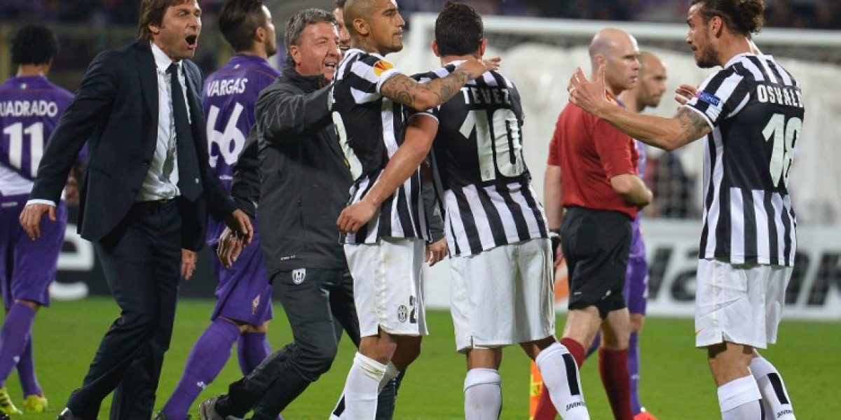 ¿Se acaba el sueño inglés de Vidal? Fiscalía italiana pide prisión condicional para Conte