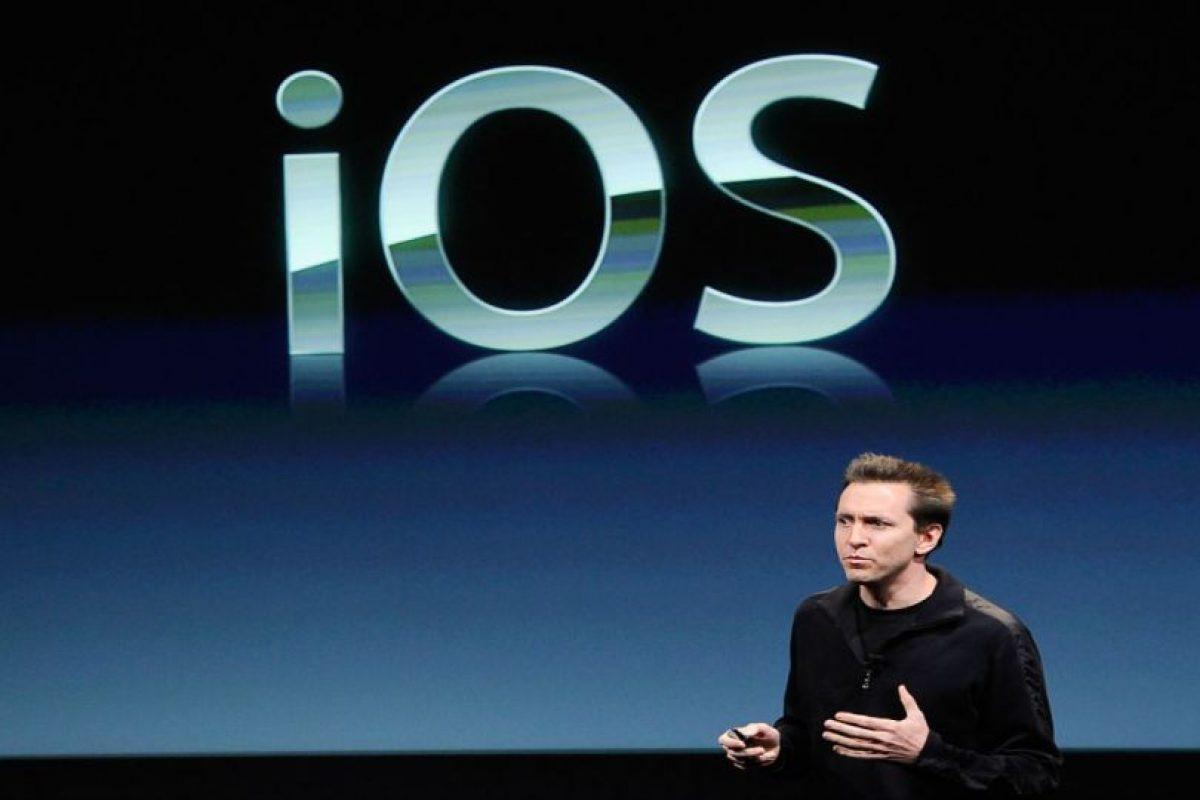 Posteriormente, Apple tuvo que relanzar su iOS. Foto:Getty Images. Imagen Por: