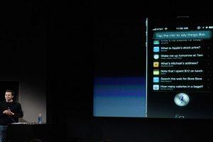 Siri fue adquirida por Apple el 28 de abril de 2010. Foto:Getty Images. Imagen Por: