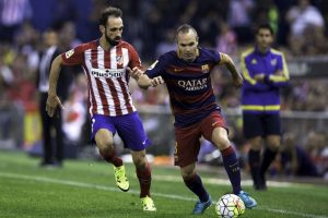Barcelona vs. Atlético de Madrid Foto: Getty Images. Imagen Por: