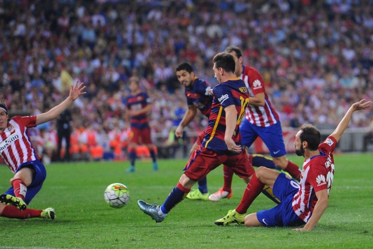 Se miden el líder contra el sublíder de España Foto:Getty Images. Imagen Por: