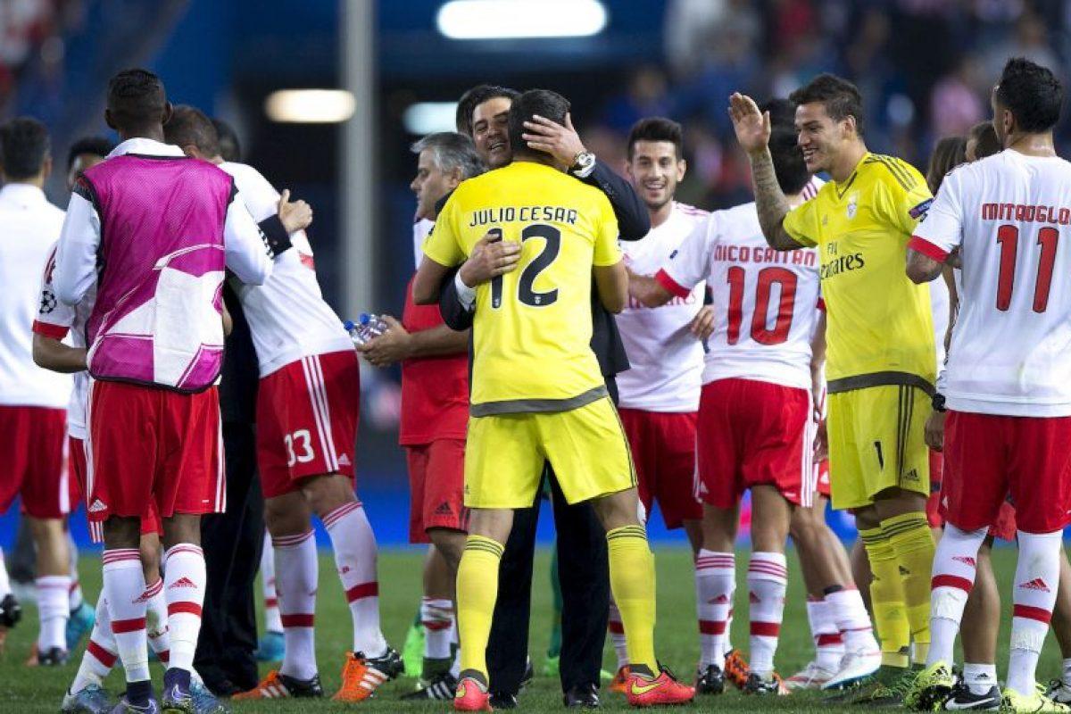 Pero enfrente tendrán al líder de la Liga de Portugal Foto:Getty Images. Imagen Por: