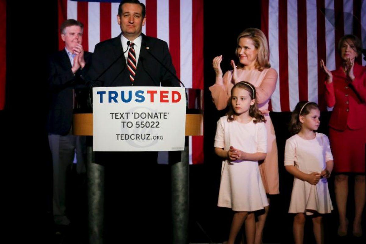 El senador Ted Cruz tiene 463. Foto:Getty Images. Imagen Por:
