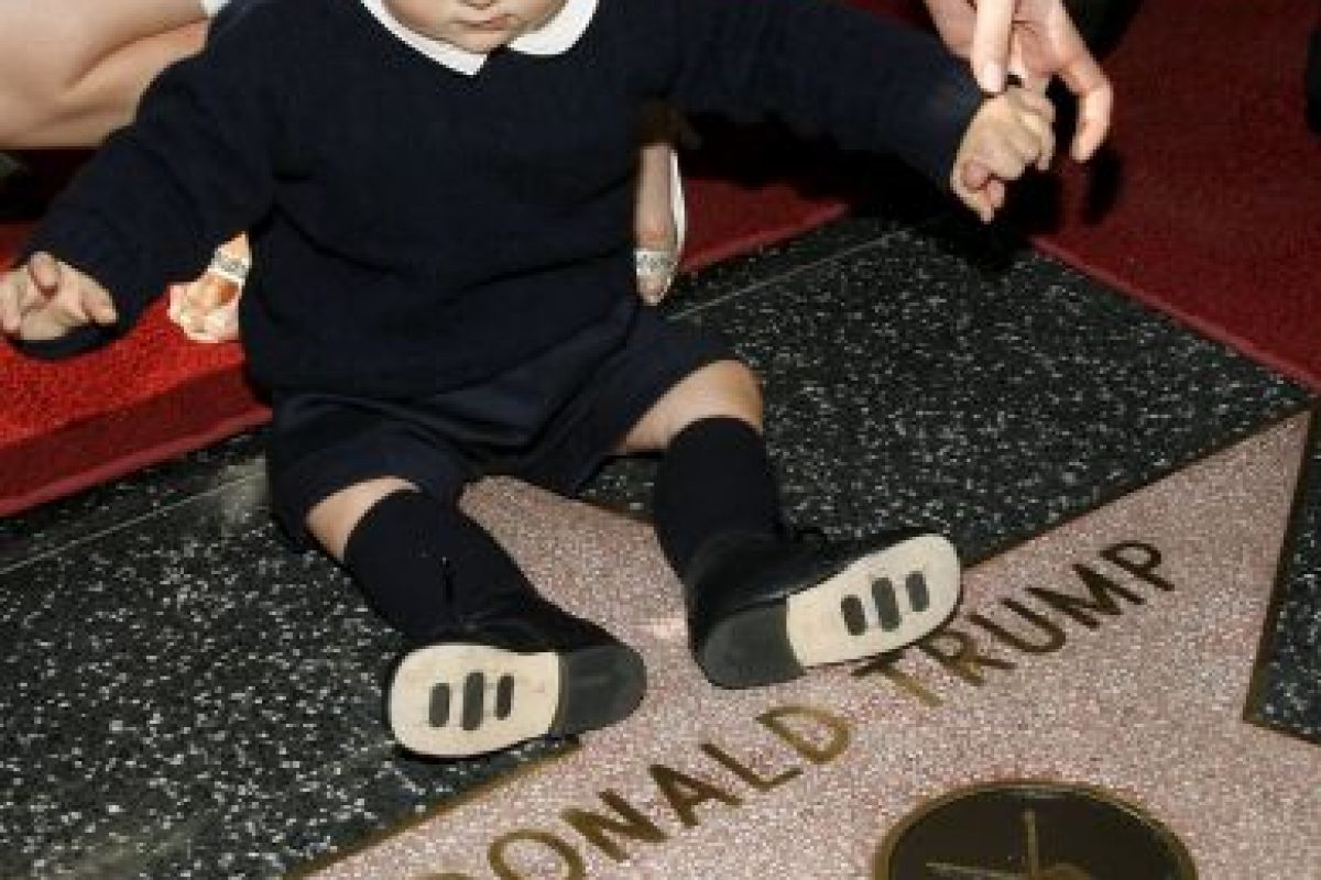 El magnate fue reconocido en el Paseo de la Fama en enero de 2007. Foto:Getty Images. Imagen Por: