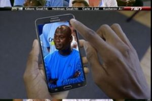 Se mostró decepcionado Foto:Twitter. Imagen Por: