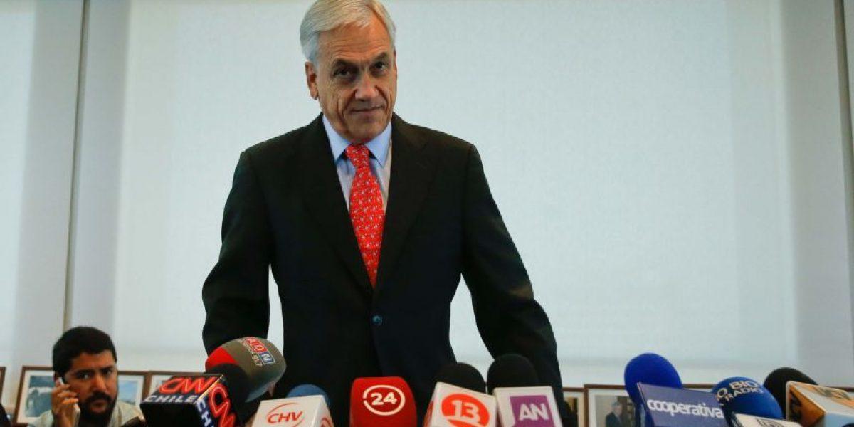 Piñera y royalty: ningún ministro sabía que propuesta de Longueira nació en SQM
