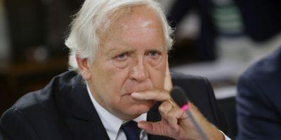 Ministro Burgos anuncia urgencia para el proyecto que modifica ley Antiterrorista
