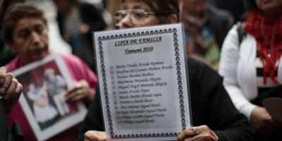 27F: Este miércoles termina jornada de audiencias en el caso tsunami