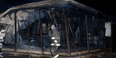 Nuevo atentado incendiario en La Araucanía: queman una capilla en Collipulli