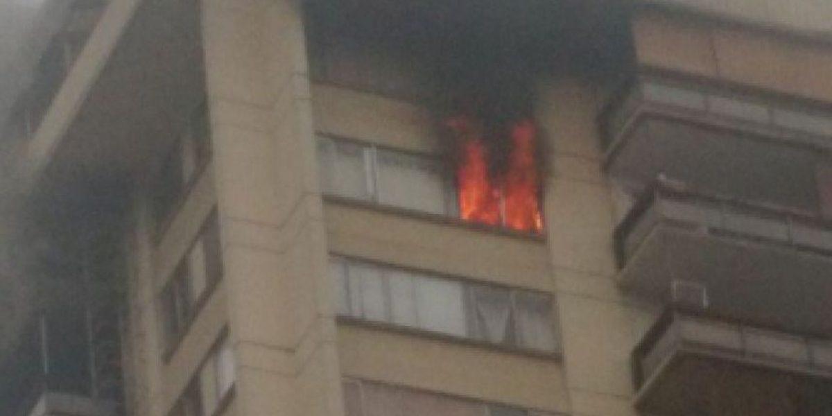 Vuelco en caso de incendio en Las Condes: habría sido para esconder cadáver de escort
