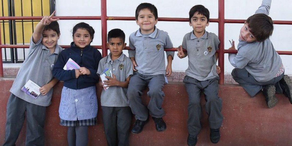 Relanzan programa para prevenir la deserción y mejorar la convivencia escolar