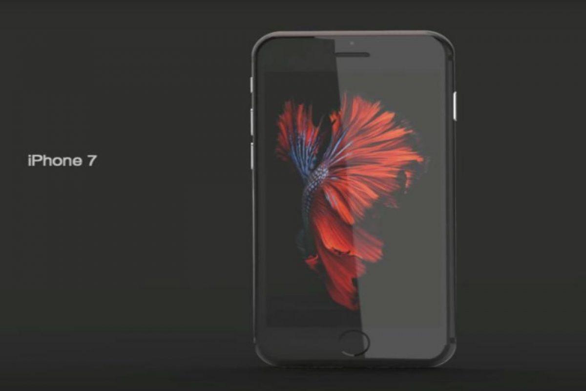 Sería del mismo tamaño que el iPhone 6s. Foto:Geert van Uffelen. Imagen Por: