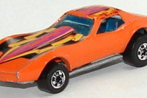"""""""Corvette Stingray"""" Foto:Hotwheels.wikia.com. Imagen Por:"""