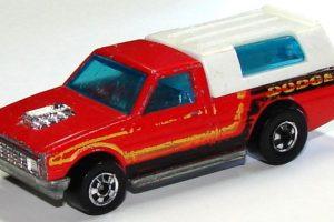 """""""Dodge D-50"""" Foto:Hotwheels.wikia.com. Imagen Por:"""