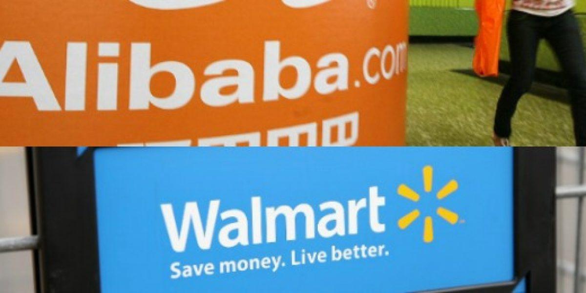 Alibaba supera a Walmart como mayor vendedora minorista mundial