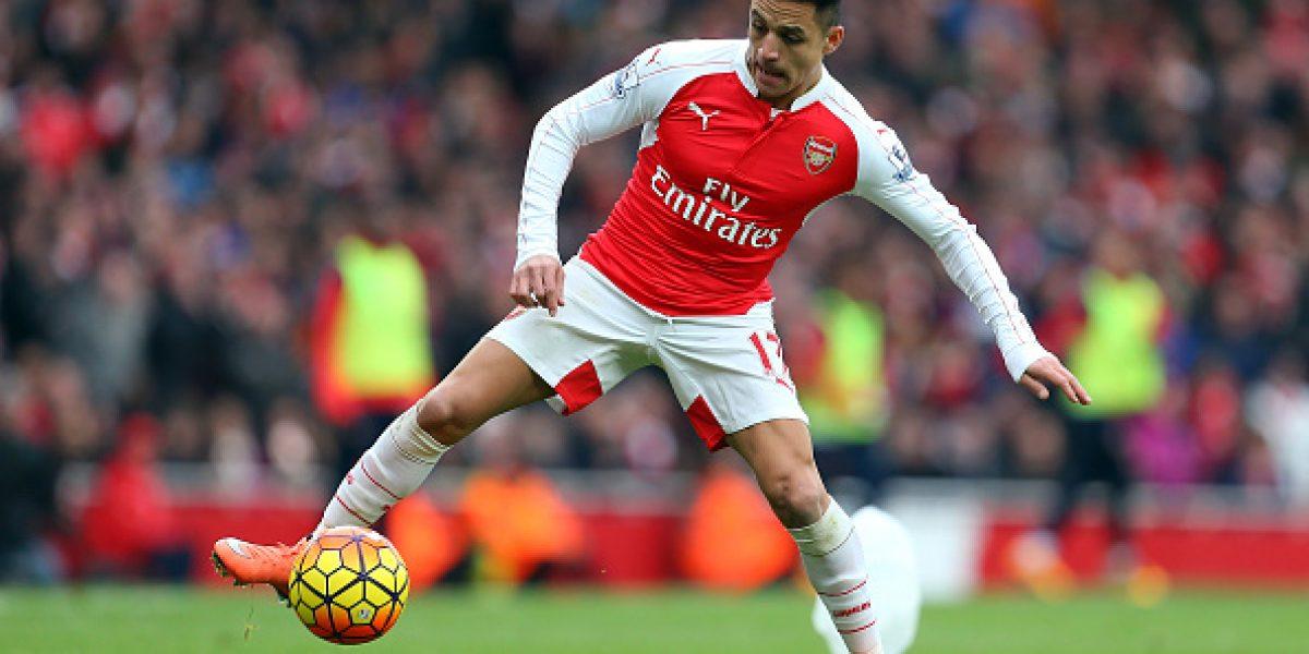 PSG quiere sus goles: El cuadro francés buscará la contratación de Alexis