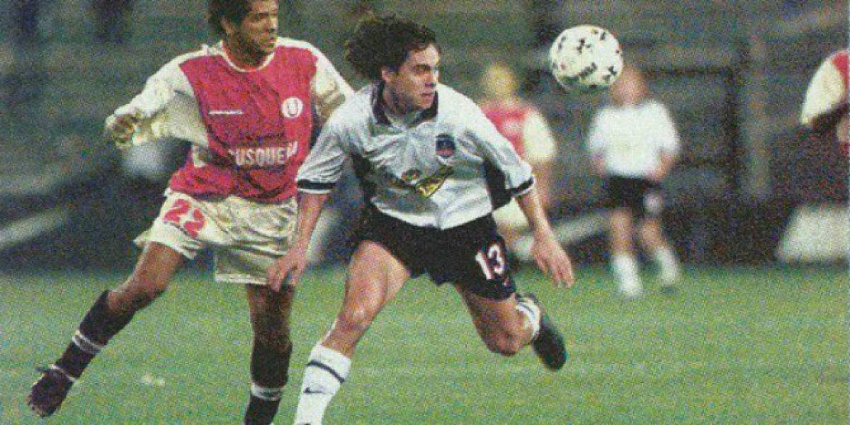 El negativo registro de Colo Colo jugando en Perú por Copa Libertadores