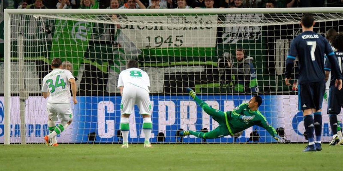 Wolfsburgo sigue sorprendiendo y le ganó al Real Madrid en Alemania